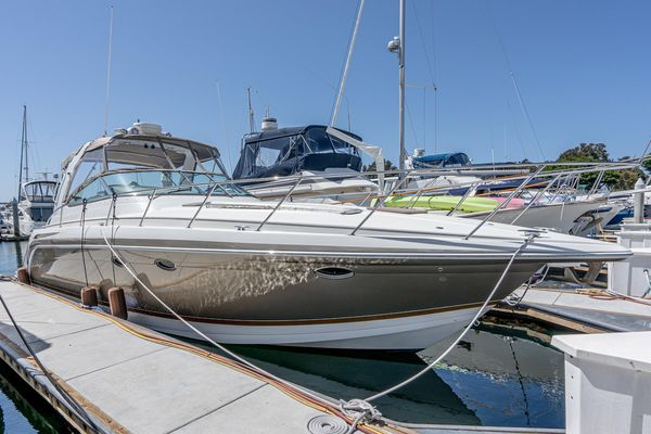 Used Formula 40 PC Power Cruiser Boat For Sale