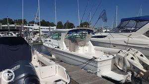 Used Baha Cruisers 277 GLE Walkaround Fishing Boat For Sale