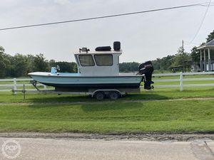 Used Carolina Skiff 2390 DLX-EW Pilothouse Boat For Sale
