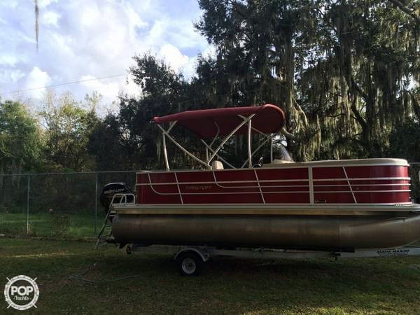 Used Starcraft 22 Pontoon Boat For Sale