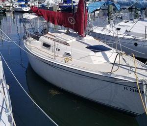 Used Cal 27 Mkiii Sloop Sailboat For Sale