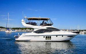 Used Azimut 45 Flybridge Cruiser Boat For Sale