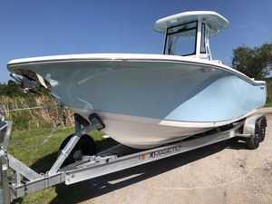 New Tidewater 256 LXF Center Console Fishing Boat For Sale