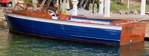 Used Chris-Craft 22 Sea Skiff Fishing Boat For Sale