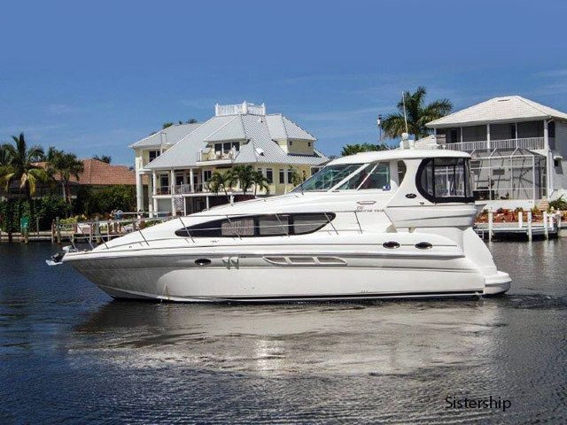 2004 Used Sea Ray 390 Motor Yacht Motor Yacht For Sale