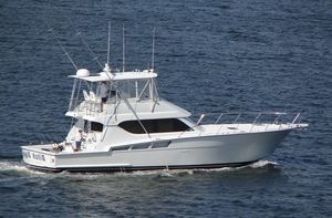 Used Hatteras Saltwater Fishing Boat For Sale