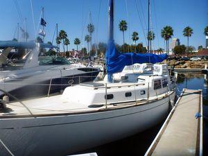 Used Cal Cruising 36 Cruiser Sailboat For Sale