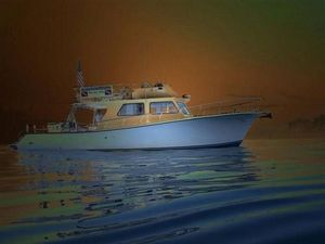 Used Newton 46 Dive Special Commercial Boat For Sale