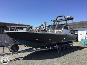 Used Wilson 30 Combination Carrier Boat For Sale