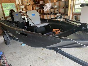 Used Horizon 17 Aluminum Fishing Boat For Sale