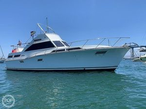 Used Pacemaker 38 Aft Cabin Aft Cabin Boat For Sale