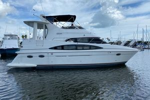 Used Carver 396 Cruiser Boat For Sale