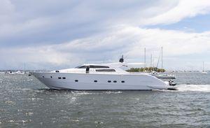 Used Tecnomar 90 Motor Yacht For Sale
