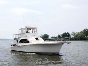 Used Ocean Yachts Sunliner Aft Cabin Boat For Sale