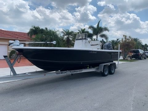 Used Sea Hunt 22 Bx Bay Boat For Sale