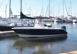 Used Pursuit 23 CC Center Console Fishing Boat For Sale