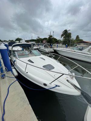 Used Sea Ray 290 Sundancer Power Cruiser Boat For Sale