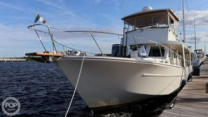 Used Bruce Roberts 46 Long Range Trawler Boat For Sale