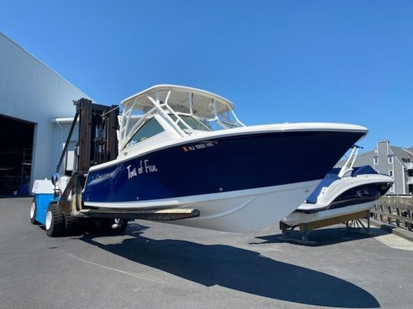 Used Sailfish 245 DC Dual Console Fishing Boat For Sale