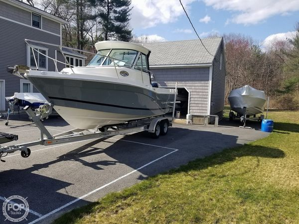 Used Striper 230 WA Walkaround Fishing Boat For Sale