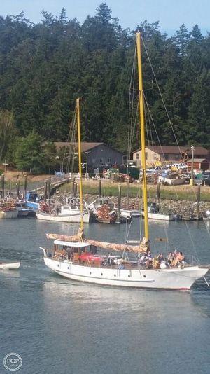 Used Samson C-baron 55 Ketch Sailboat For Sale