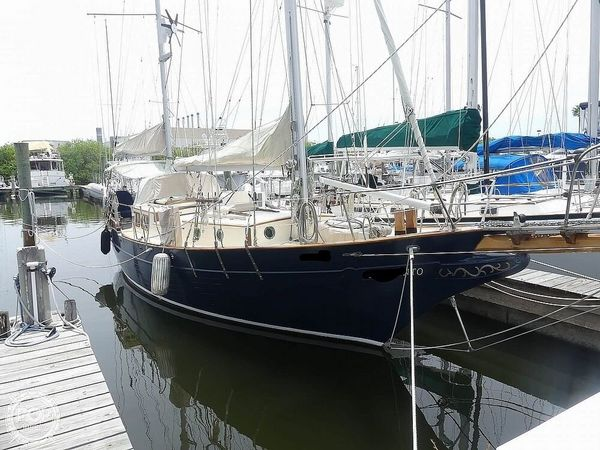 Used Formosa 41 Cutter Sailboat For Sale
