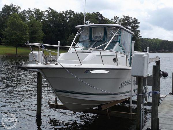 Used Sportcraft 232 Fishmaster Walkaround Fishing Boat For Sale