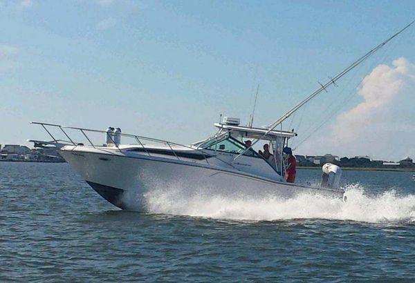Used Wellcraft Coastal 33 Cuddy Cabin Boat For Sale