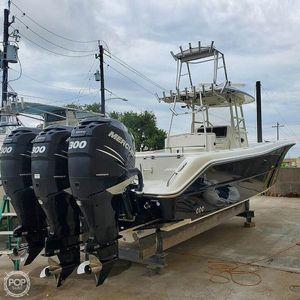 Used Triton 351 Center Console Fishing Boat For Sale