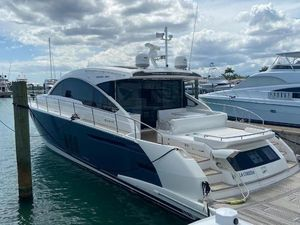 Used Fairline Targa 62 GT Sports Cruiser Boat For Sale