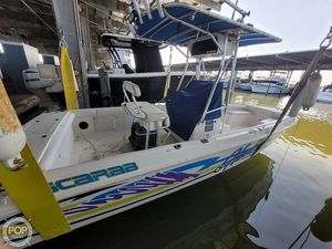 Used Scarab 26 Sportfisherman Center Console Fishing Boat For Sale
