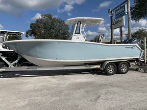 New Tidewater 272 CC Adventure Center Console Fishing Boat For Sale
