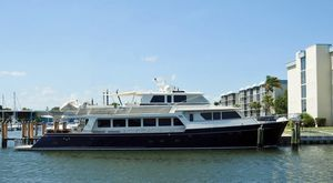Used Marlow 97E Command Bridge Motor Yacht For Sale