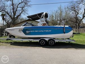 Used Nautique Super Air G25 Ski and Wakeboard Boat For Sale
