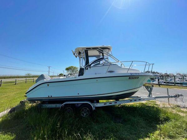 Used Century Walkaround Fishing Boat For Sale