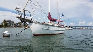 Used Mao Ta Oceanic Cutter Sailboat For Sale
