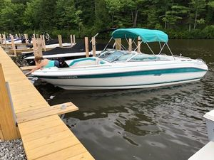 Used Sea Ray 225 Bow Rider Express Cruiser Boat For Sale