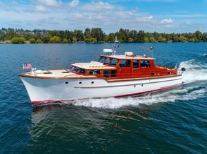 Used Classic Marco Motoryacht Motor Yacht For Sale