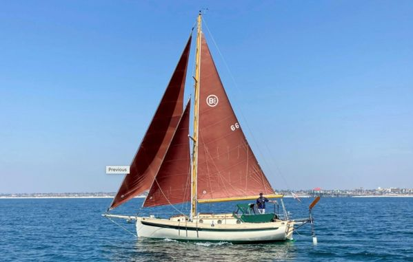 Used Bristol Channel Cutter 28 Cruiser Sailboat For Sale