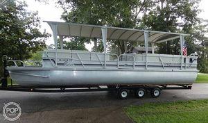 Used Playcraft 30 Pontoon Boat For Sale