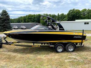 Used Malibu 21 Ride XTI Ski and Wakeboard Boat For Sale