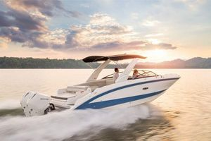 New Sea Ray SDX 290 Other Boat For Sale