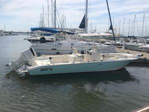 Used Carolina Skiff 26 Elite Center Console Fishing Boat For Sale