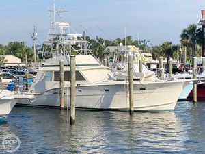 Used Hatteras 53 Convertible Sports Fishing Boat For Sale