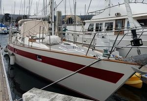 Used Norseman 447 Racer and Cruiser Sailboat For Sale