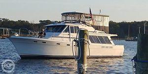 Used Bayliner 45 Aft Cabin Boat For Sale