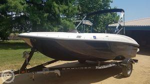 Used Bayliner Element E16 Deck Boat For Sale