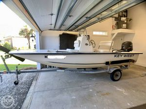 Used Key West 177 SK Skiff Fishing Boat For Sale