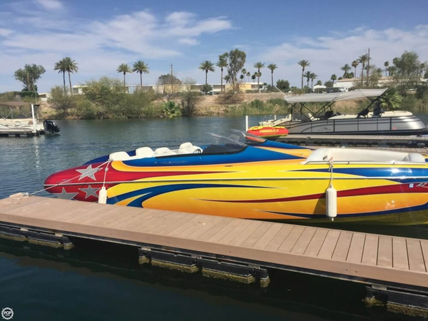 Used Eliminator Eagle 300 XP High Performance Boat For Sale