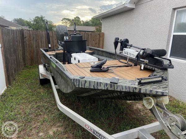 Used Havoc 18 MSTC Aluminum Fishing Boat For Sale